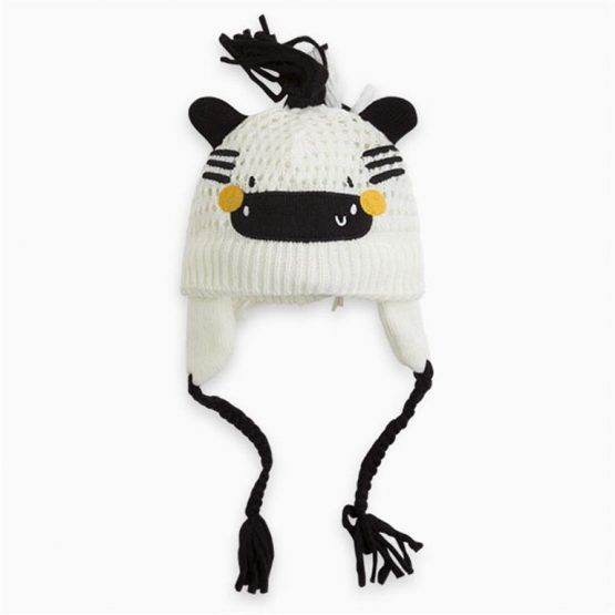 Gorro tricot STRIPES AND DOTS